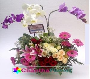 buket-bunga-meja-surabaya