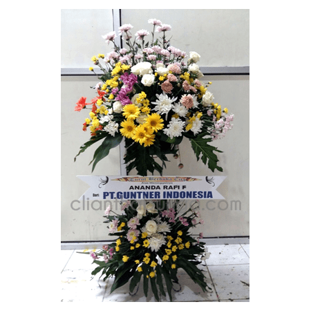bunga-standing-surabaya-mawar-gerbera